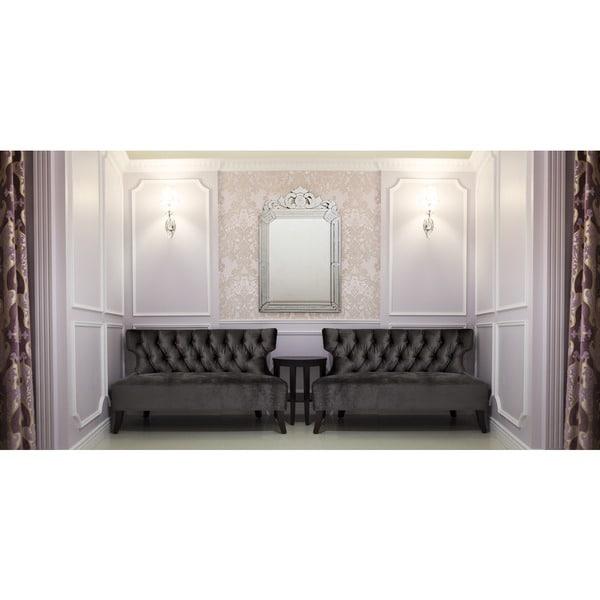 Ren Wil Mansard Vinetian Style Mirror 10263293