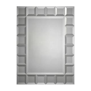 Emma Beveled Square Mirror