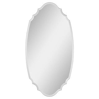 Tristan Beveled Glass Mirror