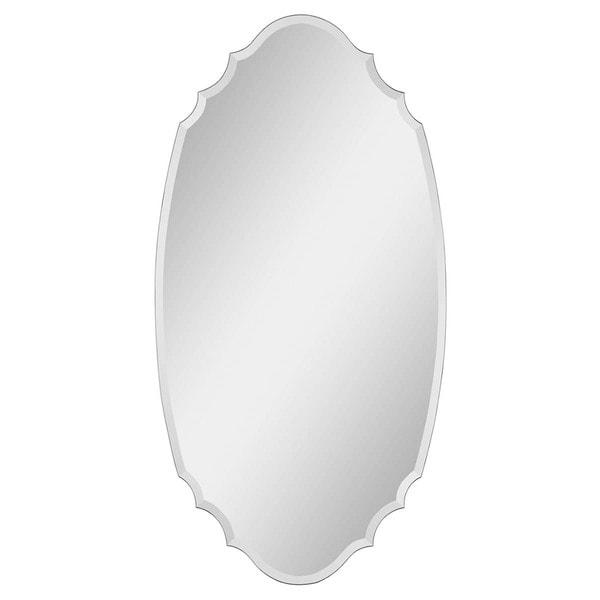 Tristan Beveled Glass Mirror