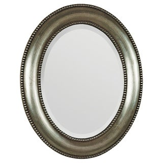 Bellini Silver Beveled Mirror