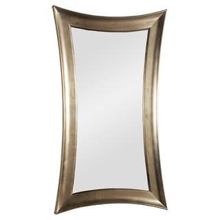 Carnivale Silver Leaf Mirror