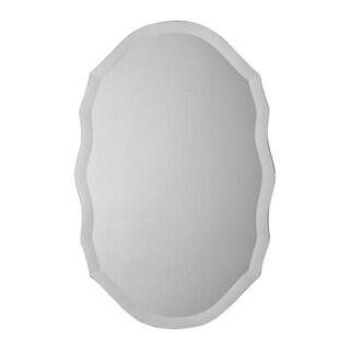 Ashfield Frameless Mirror