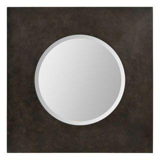 Ren-Wil Venice Rich Brown Speckled Mirror