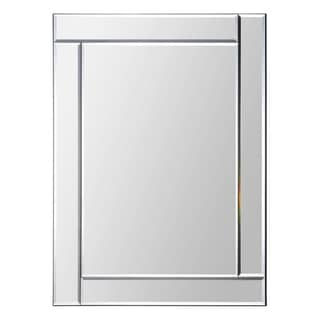 Adan Polished Glass Frame Mirror