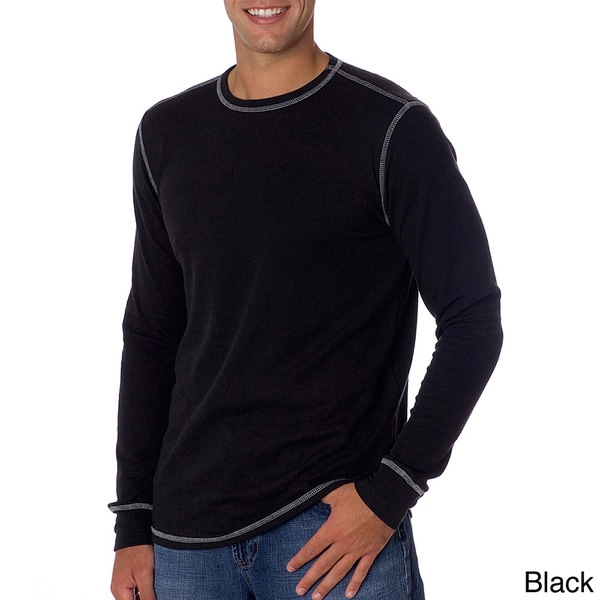Men's Canvas Thermal Shirt
