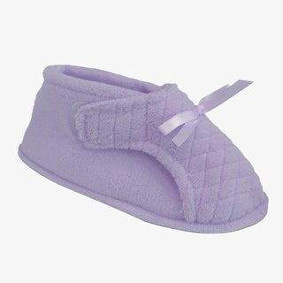 Muk Luks Women's Purple Slippers
