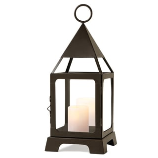 Sarah Peyton Decorative Lantern - Medium