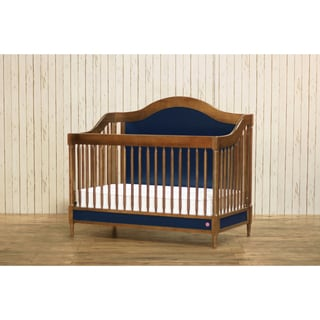 Franklin & Ben Copley 4-in1 Convertible Crib with Toddler Rail