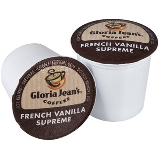 Gloria Jean's Coffees French Vanilla 96 K-cups