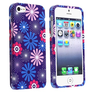 BasAcc Flower Fireworks Snap-on Case for Apple� iPhone 5