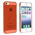 BasAcc Clear Red Snap-on Slim Case for Apple� iPhone 5/ 5S
