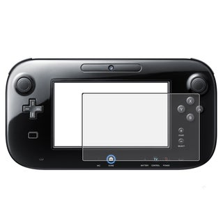 BasAcc Anti-glare Screen Protector for Nintendo Wii U