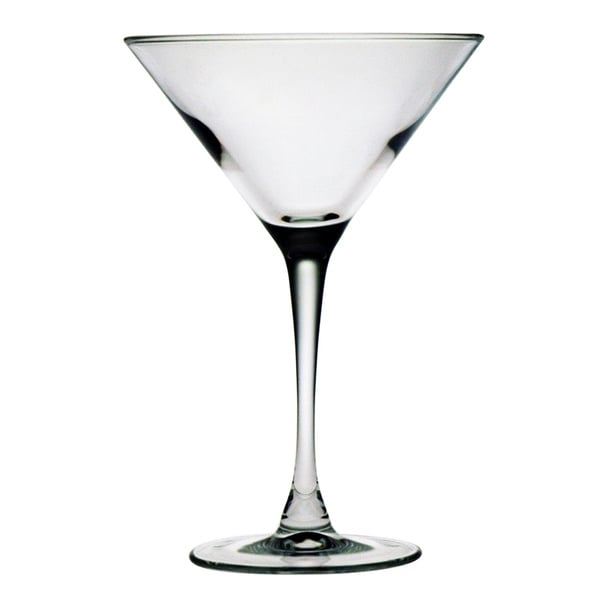 Susquehanna Glass 7.5-oz Martini Glasses (Set of 8)