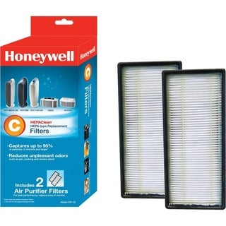 Honeywell HRF-C2 HEPAClean Replacement Filter- 2 Pack