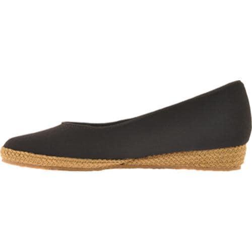 Women's Beacon Shoes Phoenix Black Canvas