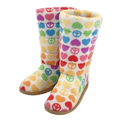 Children's Beeposh Hope Boot Slippers Hope