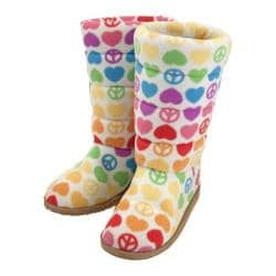 Children's Beeposh Hope Boot Slippers Hope
