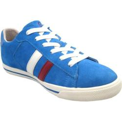 Women's Burnetie City Suede Azure Blue