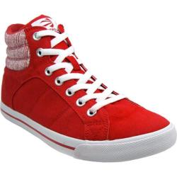 Men's Burnetie High Top BB Red