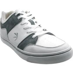 Men's Burnetie Skate White/Black