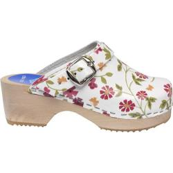 Girls' Cape Clogs Floral Garden White/Multi