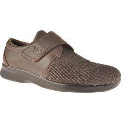 Men's Propet Preferred Oliver Bronco Brown