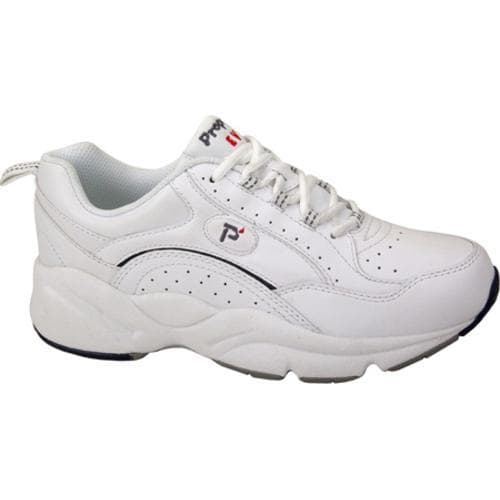 Women's Propet Preferred PedWalker 8 White/Blue