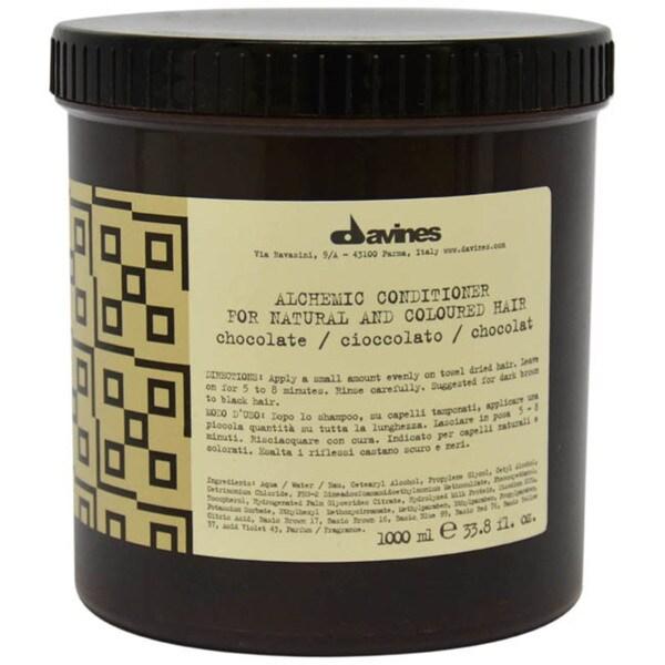 Davines Alchemic Chocolate 33.8-ounce Conditioner