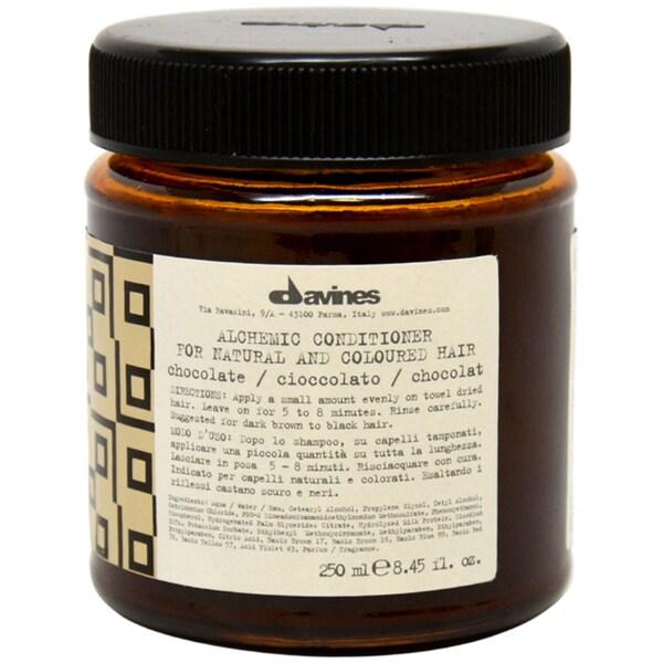 Davines Alchemic Chocolate 8.45-ounce Conditioner