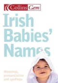 Irish Babies' Names (Paperback)