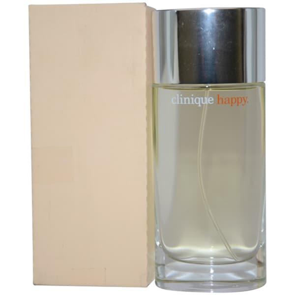 Clinique Happy Women's 3.4-ounce Eau de Parfum Spray (Unboxed)
