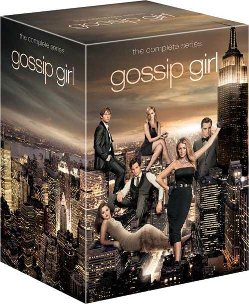 Gossip Girl: The Complete Series (DVD)