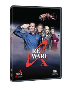 Red Dwarf: X (DVD)