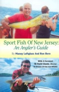 Sport Fish of New Jersey: An Angler's Guide (Paperback)