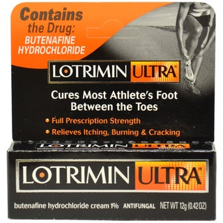 Lotrimin Ultra Anti-fungal Athlete's Foot Cream
