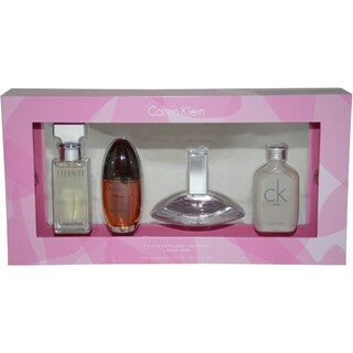 Calvin Klein Assorted Women's 4-piece Mini Gift Set