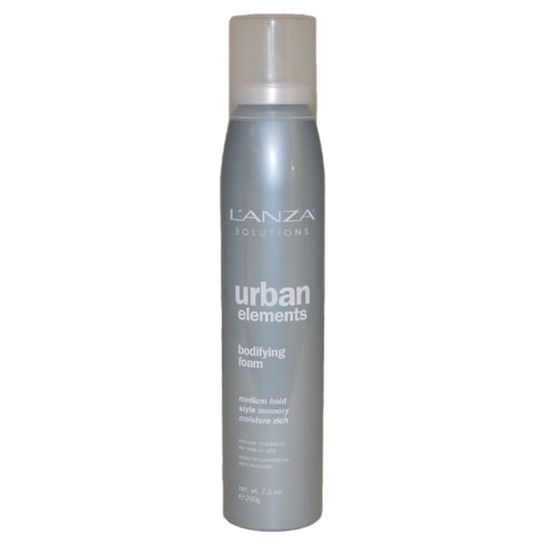 L'anze Urban Elements Medium Hold 7.1-ounce Bodifying Foam