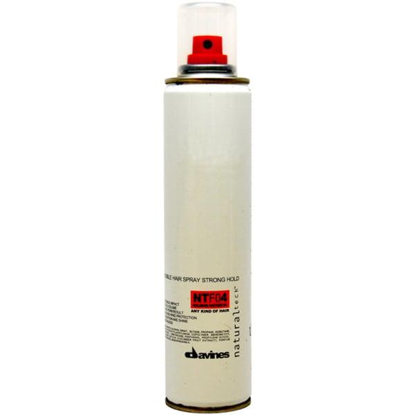 Davines Bio O Invisible 8.4-ounce Strong Hold Hair Spray
