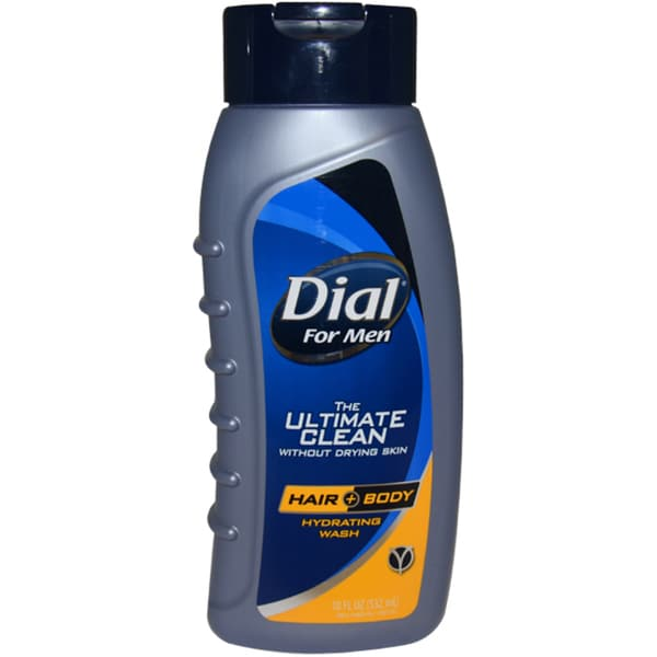 Dial The Ultimate Clean Hair and Body Wash for Men