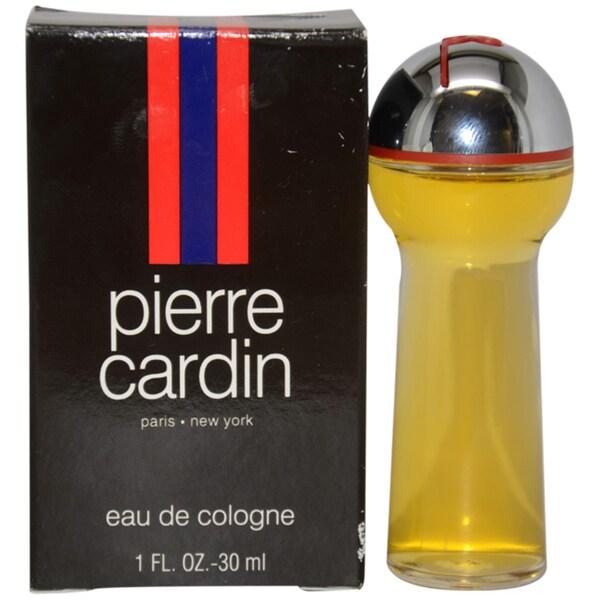 Pierre Cardin Men's 1-ounce Eau de Cologne Splash