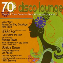 Various - 70s Disco Lounge