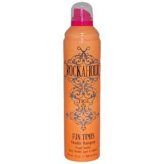 TIGI Rockaholic Fun Times Flexible 12-ounce Hair Spray