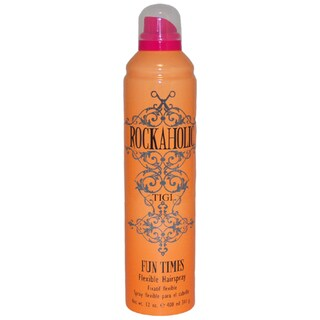 TIGI Rockaholic Fun Times Flexible 12-ounce Hair Spray