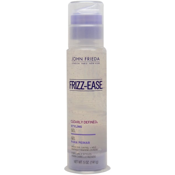 John Frieda Frizz Ease Clearly Defined 5-ounce Holding Gel