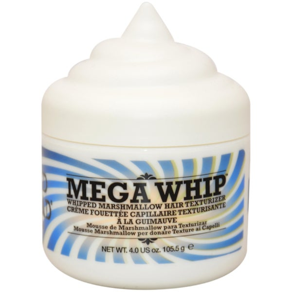 TIGI Bed Head Mega Whip Whipped Marshmallow Hair Texturizer