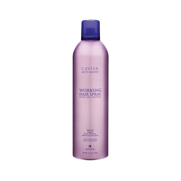 Caviar Anti-Aging Working Hair Spray by Alterna for Unisex - 15.5 oz Hair Spray