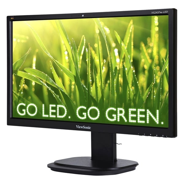 "Viewsonic VG2437mc-LED 24"" LED LCD Monitor - 5 ms"