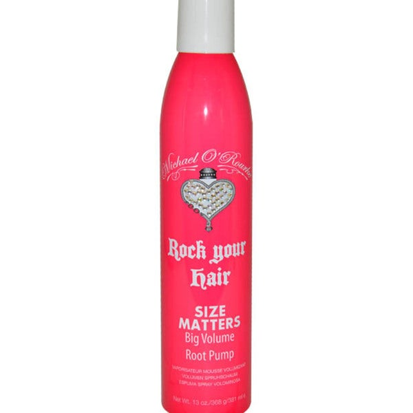 Rock Your Hair Size Matters Big Volume 13-ounce Root Pump Spray