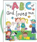 My ABC of God Loves Me (Board book)